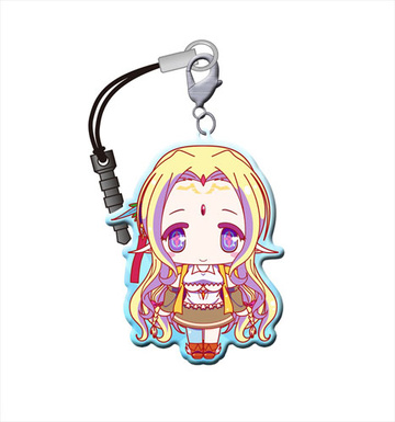 main photo of No Game No Life Trading Metal Charm Strap: Feel Nilvalen