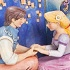 "Disney Traditions ~""One Magical Night""~ Rapunzel Story Book"