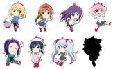photo of D-Frag! Trading Metal Charm: Funabori-san