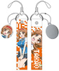 photo of D-Frag! Wide Smartphone Strap w/Cleaner: Takao Bucho