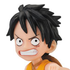 J Stars World Collectable Figure vol.3: Monkey D. Luffy