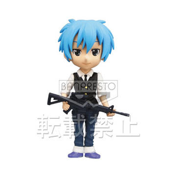main photo of J Stars World Collectable Figure vol.3: Shiota Nagisa