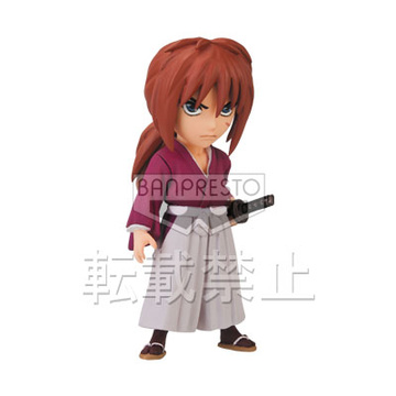 main photo of J Stars World Collectable Figure vol.3: Himura Kenshin