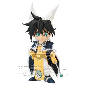 main photo of J Stars World Collectable Figure vol.3: Taikoubou