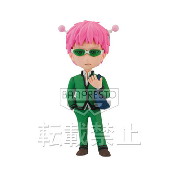 main photo of J Stars World Collectable Figure vol.4: Saiki Kusuo