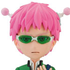 J Stars World Collectable Figure vol.4: Saiki Kusuo