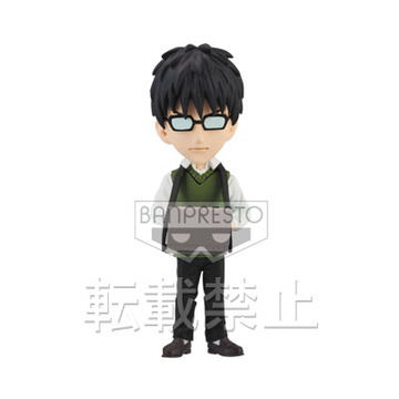 main photo of J Stars World Collectable Figure vol.4: Usui Kazuyoshi