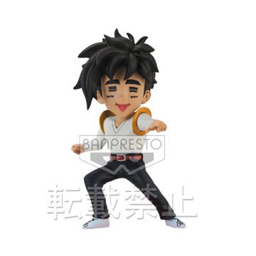 main photo of J Stars World Collectable Figure vol.4: Hananakajima Masaru