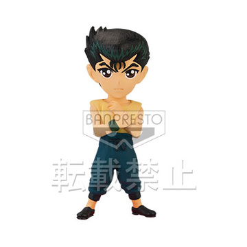 main photo of J Stars World Collectable Figure vol.5: Urameshi Yuusuke