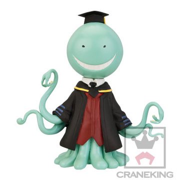 main photo of J Stars World Collectable Figure vol.8: Koro-sensei
