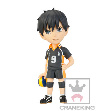 main photo of J Stars World Collectable Figure vol.8: Kageyama Tobio