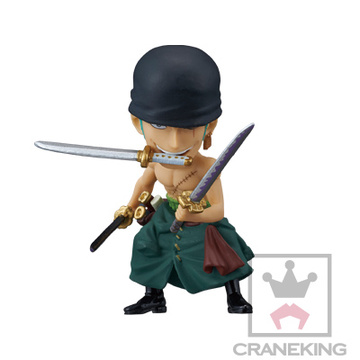 main photo of One Piece World Collectable Figure ~The Worst Generation~: Roronoa Zoro