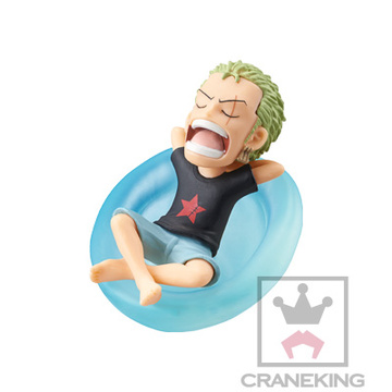 main photo of One Piece World Collectable Figure The Ryugu Palace Vol.2: Roronoa Zoro