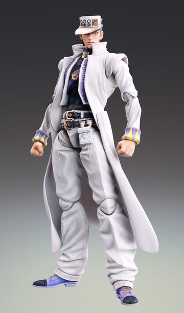 main photo of Super Action Statue 27 Jotaro Kujo Part 4 Ver.