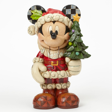 main photo of Disney Traditions ~Old St. Mick~Large Nutcracker Mickey