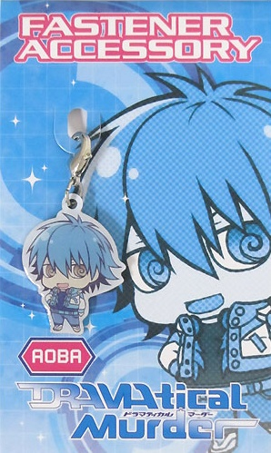 main photo of DRAMAtical Murder Fastener Accessory: Aoba