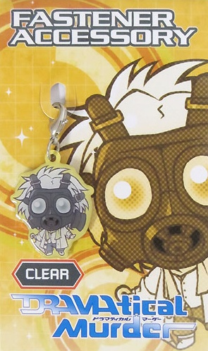 main photo of DRAMAtical Murder Fastener Accessory: Clear