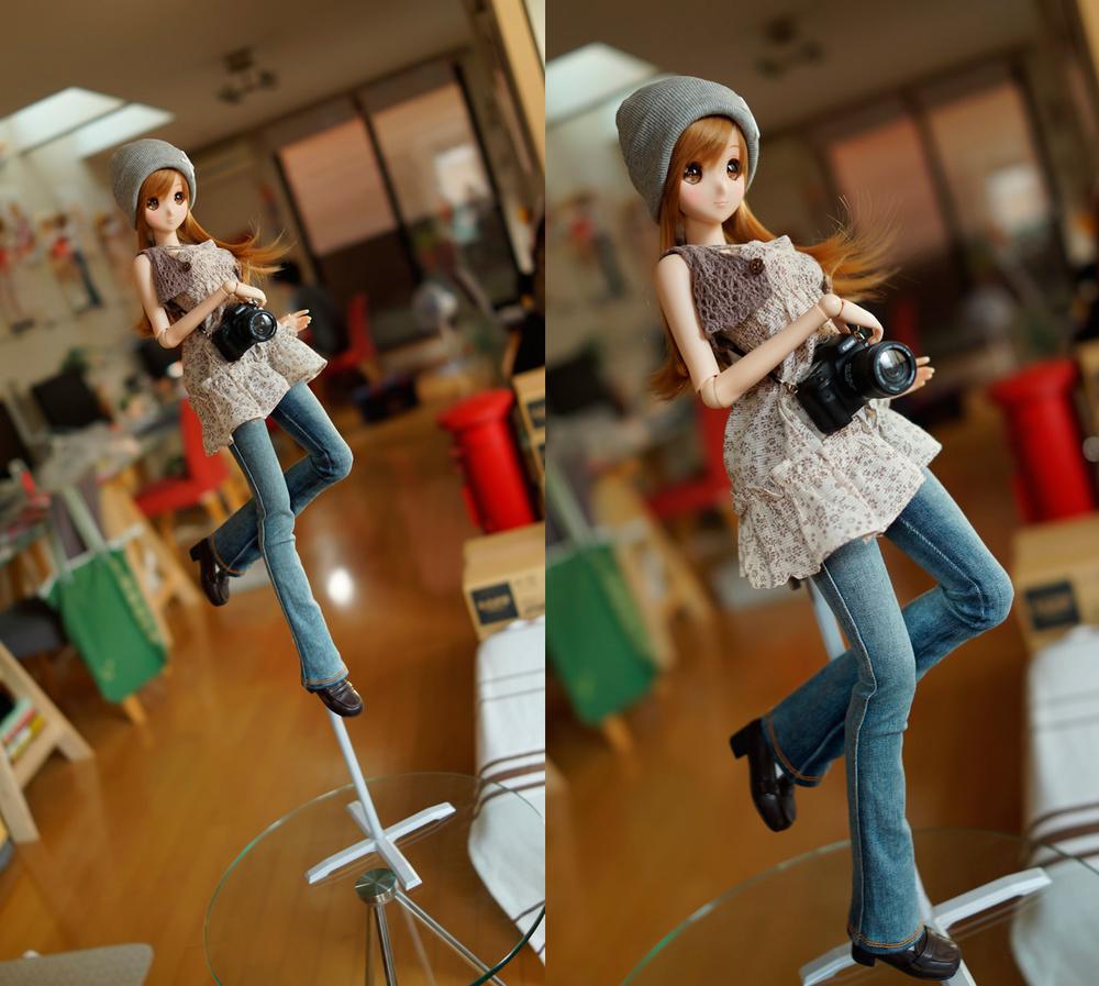 Smart Doll 001 Mirai Suenaga Manual Version My Anime Shelf