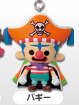 main photo of One Piece PansonWorks: Buggy the Clown