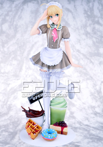 main photo of E2046 ORI Fashion Saber Cafe Shop Maid
