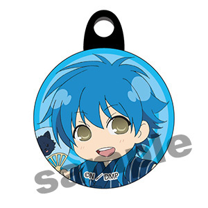 main photo of DRAMAtical Murder Midorijima Summer Festival ~Can Strap~: Aoba Chibi Ver.