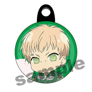 main photo of DRAMAtical Murder Midorijima Summer Festival ~Can Strap~: Noiz Chibi Ver.