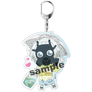 main photo of DRAMAtical Murder Midorijima Summer Festival ~Deka Key Holder~: Clear
