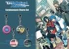 photo of DRAMAtical Murder Earphone Jack Charm Set B: Noiz