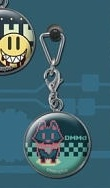 main photo of DRAMAtical Murder Earphone Jack Charm Set B: Ren