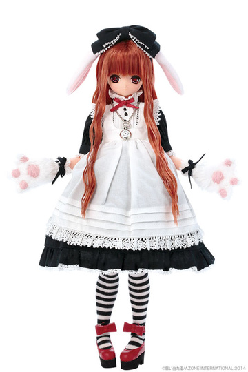 main photo of Ex☆Cute 10th Best Selection: Classic Alice: Tick-Tock Rabbit Himeno ~Osumashi Mouth ver.~
