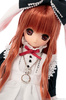 photo of Ex☆Cute 10th Best Selection: Classic Alice: Tick-Tock Rabbit Himeno ~Osumashi Mouth ver.~