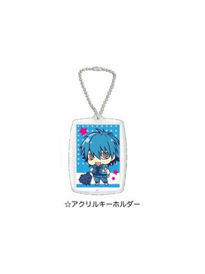 main photo of DRAMAtical Murder Mini Event Set ~Acryl Key Holder~: Aoba