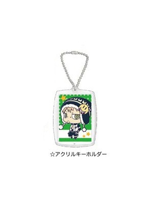 main photo of DRAMAtical Murder Mini Event Set ~Acryl Key Holder~: Noiz