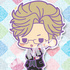Brothers Conflict Rubber Strap Collection Side B: Ukyou Asahina