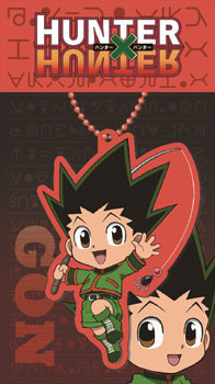 main photo of Hunter x Hunter Acrylic Keychain: Gon ver.2