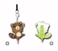 photo of Gekkan Shoujo Nozaki-kun Chain Collection: Surprised Tanuki