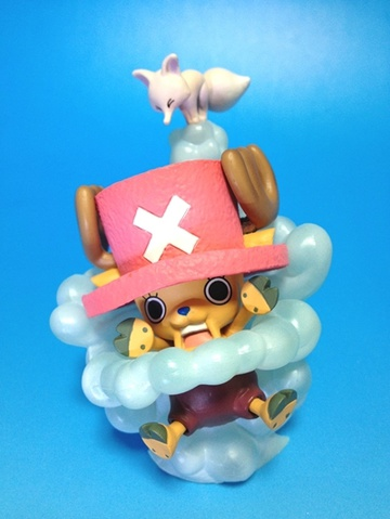 main photo of CHOPPER'S ADVENTURE: Chopper and Suu