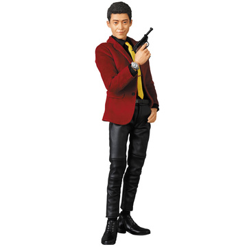 main photo of Real Action Heroes No.687: Lupin the 3rd