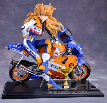 main photo of Gathering Asuka with Motocycle 2.5 Blue ver.