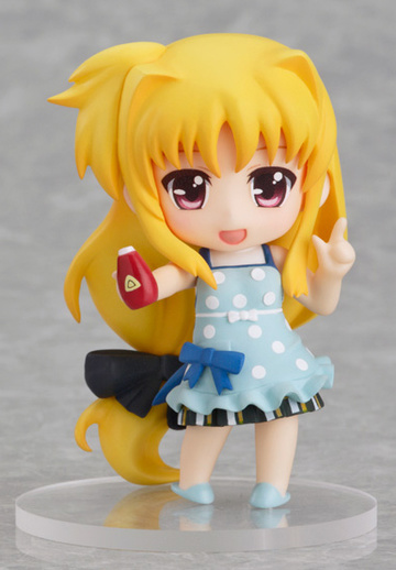 main photo of Nendoroid Petit Mahou Shoujo Lyrical Nanoha ViVid: Fate Testarossa Mom ver.