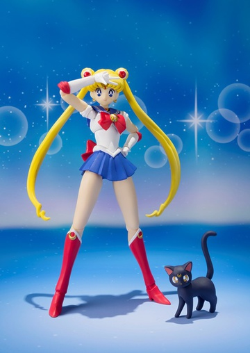 main photo of S.H.Figuarts Sailor Moon Original Anime Color Ver.