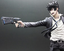 photo of mensHdge technical statue No.1 PSYCHO‐PASS Kougami Shinya
