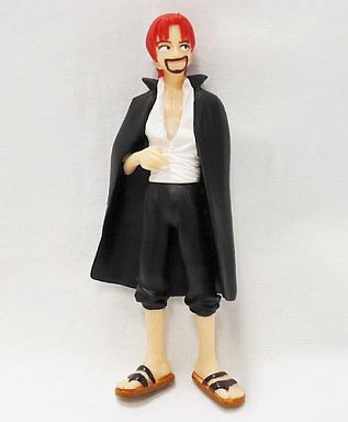 main photo of One Piece Real Collection Part 01: Shanks