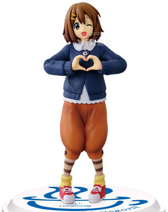 main photo of K-ON! Movie DXF Figure: Hirasawa Yui ~Love~ Ver.