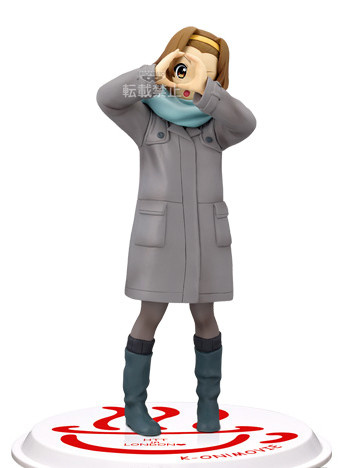 main photo of K-ON! Movie DXF Figure: Ritsu Tainaka ~O~ Ver.