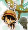 photo of One Piece Pinched Mascot: Monkey D. Luffy Swing Ver.