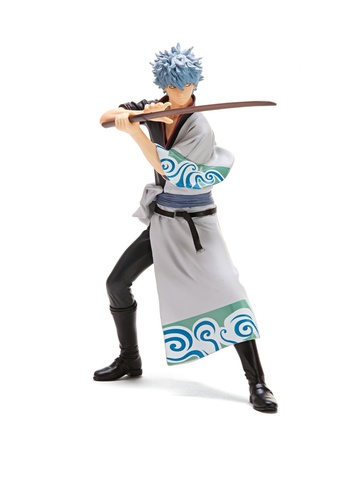main photo of Gintama DX Figures vol.1: Sakata Gintoki