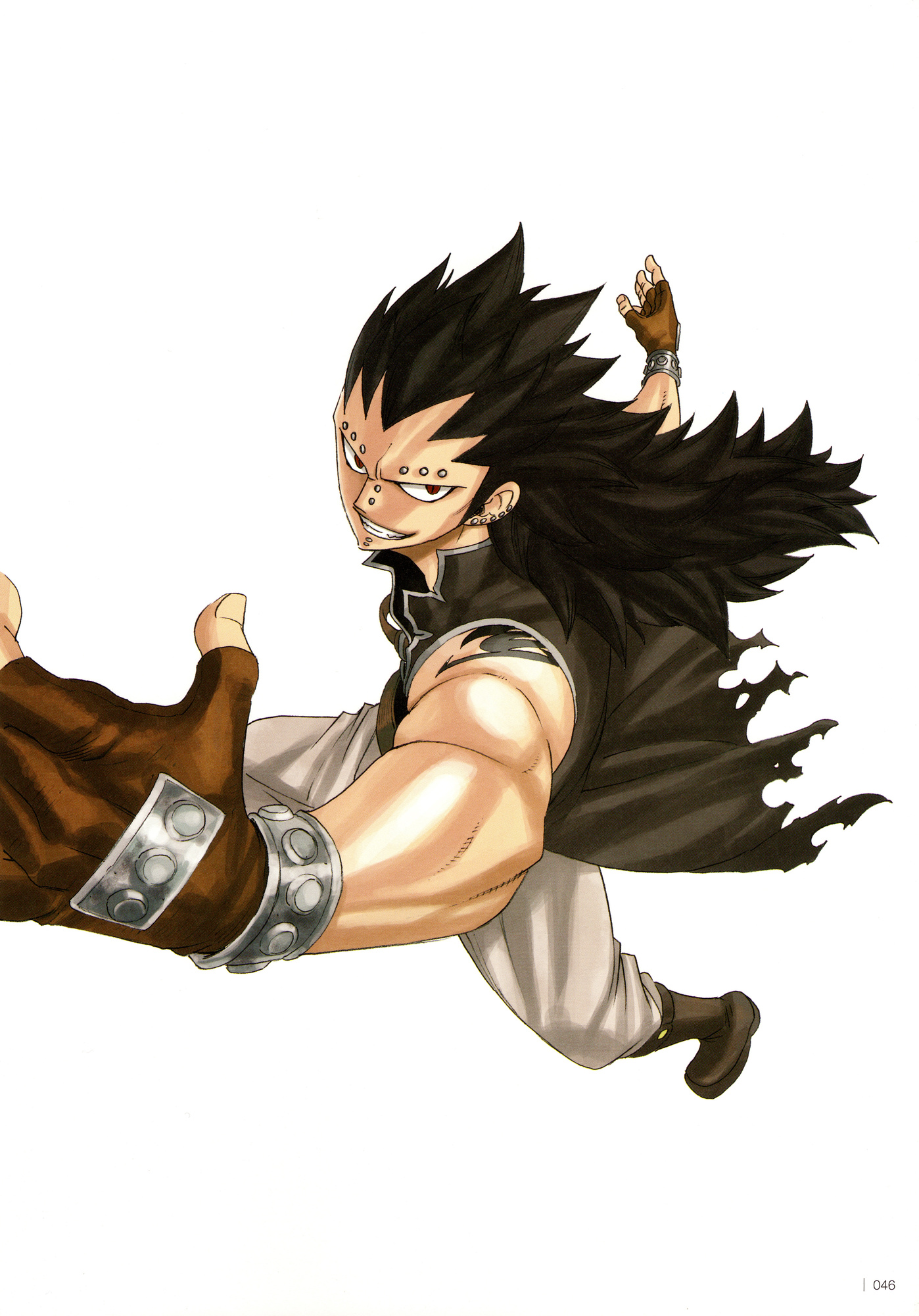 Redfox gajeel my anime shelf - Image manga fairy tail ...