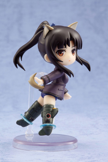 main photo of Niitengo Toy's Works Collection 2.5 Deluxe Strike Witches the Movie Type-A: Shizuka Hattori
