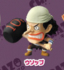 photo of One Piece Anime Heroes Vol. 6 Thriller Edition: Usopp